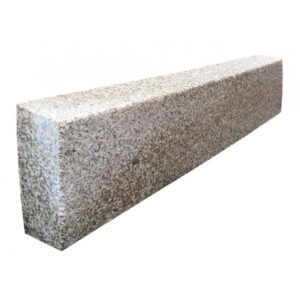 gold granite kerbs