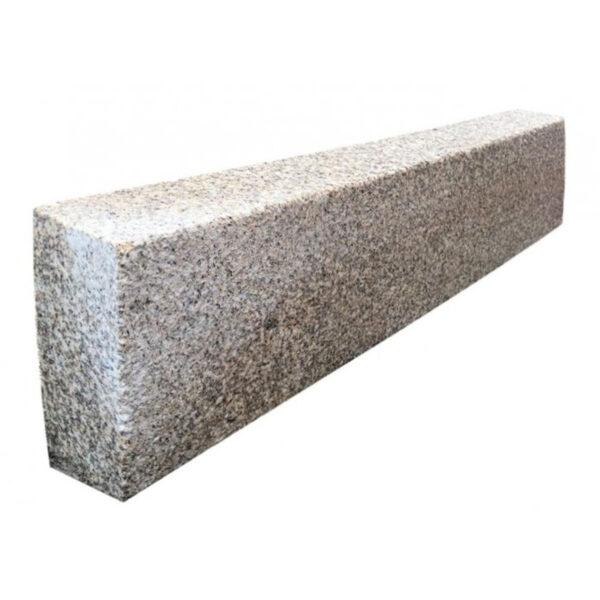 gold granite kerbs