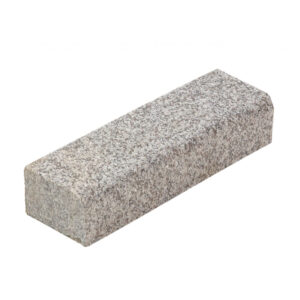 silver granite bullnose edging