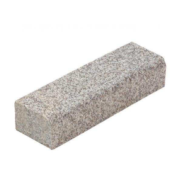 silver granite bullnose edging
