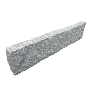 silver granite kerbs pineapple finish