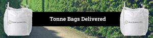 tonne bags delivered